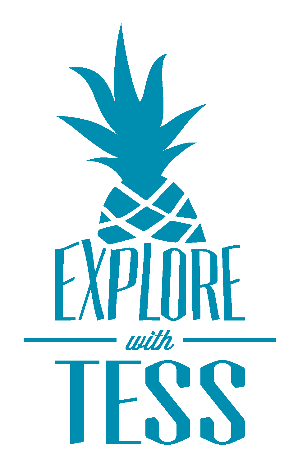Explore with Tess Logo