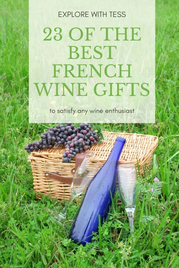 French wine gifts