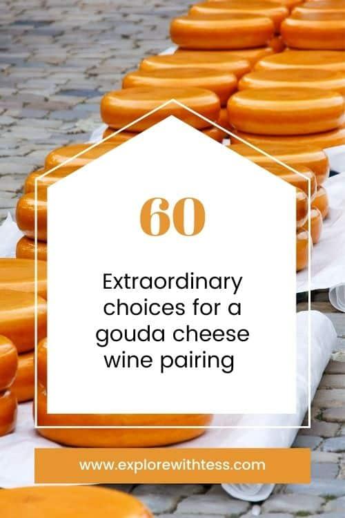 gouda wine pairing
